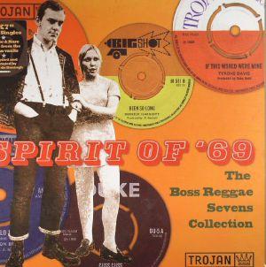 VARIOUS - Spirit Of 69