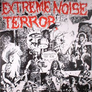 EXTREME NOISE TERROR - Holocaust In Your Head (reissue)