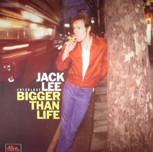 LEE, Jack - Bigger Than Life