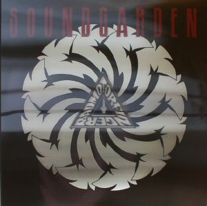 SOUNDGARDEN - Badmotorfinger (reissue)