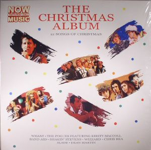 VARIOUS - Now That's What I Call Music: The Christmas Album (reissue)