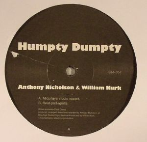 NICHOLSON, Anthony/WILLIAM KURK - Humpty Dumpty