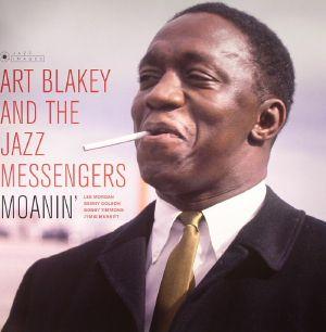 BLAKEY, Art & THE JAZZ MESSENGERS - Moanin' (reissue)