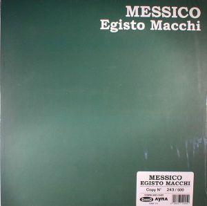 MACCHI, Egisto - Messico