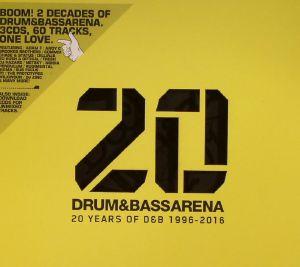 VARIOUS - Drum & Bass Arena 20 Years