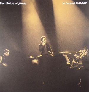 FOLDS, Ben - In Concert 2015-2016