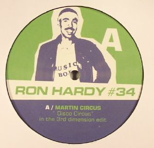 HARDY, Ron/MARTIN CIRCUS/ROY AYERS/PATRICK COWLEY - RDY #34