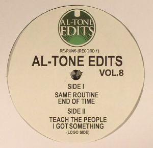 AL TONE EDITS - Re Runs Vol 8