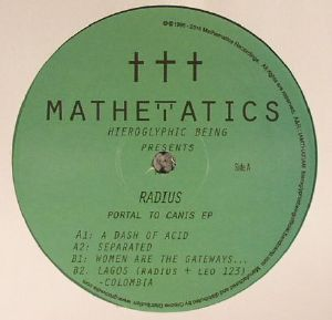RADIUS - Portal To Canis EP