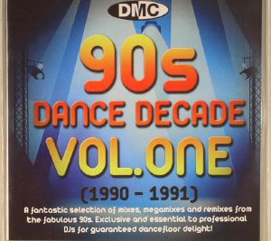 VARIOUS - DMC Dance Decade 90s Volume One (1990-1991) (Strictly DJ Only)