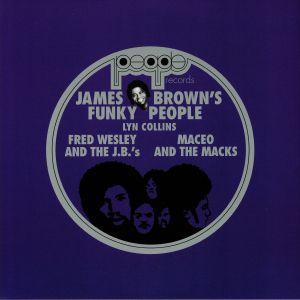 VARIOUS - James Brown's Funky People Part 1