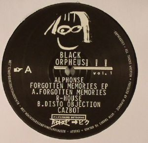 ALPHONSE - Forgotten Memories EP