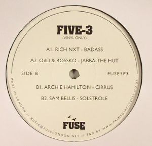 RICH NXT/ODD & ROSSKO/ARCHIE HAMILTON/SAM BELLIS - Five 3