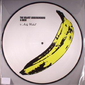 VELVET UNDERGROUND, The/NICO - The Velvet Underground & Nico (reissue)
