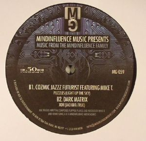 MINDINFLUENCE MUSIC presents SOLID GOLD PLAYAZ/COSMIC JAZZZ FUTURIST/DARK MATRIX - Music From The Mindinfluence Family
