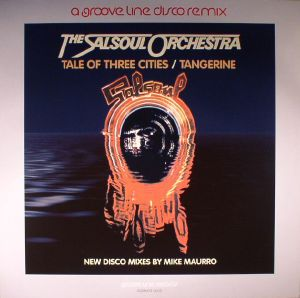 SALSOUL ORCHESTRA, The - Tale Of Three Cities/Tangerine (Mike Maurro Disco remix)