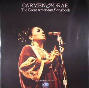 McRAE, Carmen - The Great American Songbook (reissue)