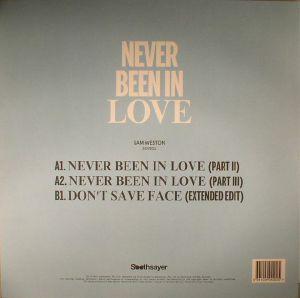 WESTON, Sam - Never Been In Love