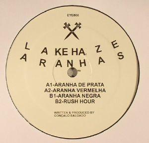 LAKE HAZE - Aranhas EP