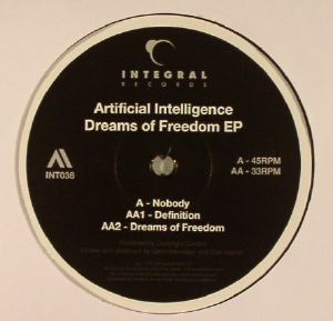 ARTIFICIAL INTELLIGENCE - Dreams Of Freedom EP