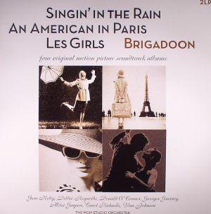 VARIOUS - Singin' In The Rain/Les Girls/An American In Paris/Brigadoon (Soundtrack) (reissue)