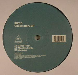 IULY.B - Obervatory EP