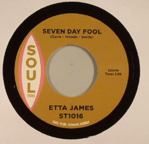 JAMES, Etta/DOUG BANKS - Seven Day Fool/I Just Kept On Dancing