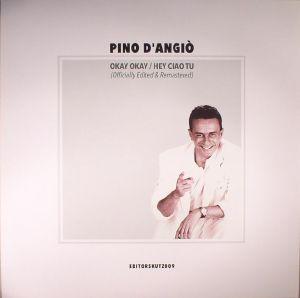D'ANGIO, Pino - Okay Okay (remastered)