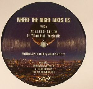 ZIPPO/YOTAM AVNI/ABSTRACT DIVISION/OBSERVER - Where The Night Takes Us