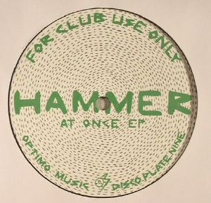 HAMMER - At Once EP