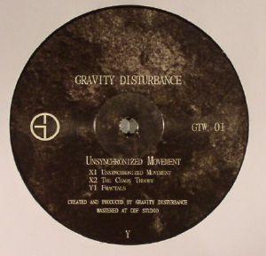 GRAVITY DISTURBANCE - Unsynchronized Movement