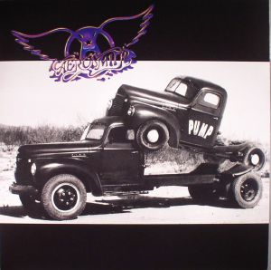 AEROSMITH - Pump (reissue)