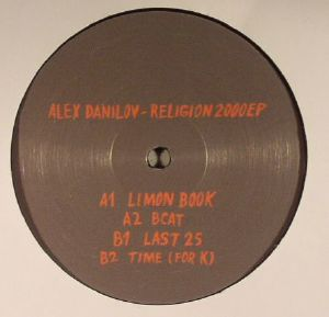 DANILOV, Alex - Religion 2000 EP
