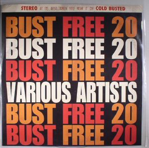 VARIOUS - Bust Free 20