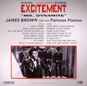 BROWN, James - Mr Dynamite (reissue)