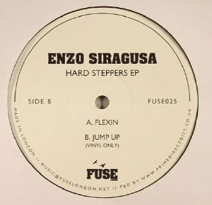 SIRAGUSA, Enzo - Hard Steppers EP