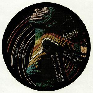 ABACUS/CHEZ DAMIER/JAMES DUNCAN/JACKSONVILLE/SATORE - Keepin' The Legacy Vol 2