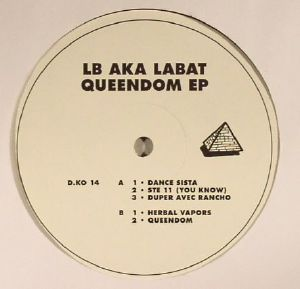 LB aka LABAT - Queendom EP