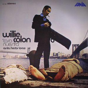 COLON, Willie - Cosa Nuestra (remastered)