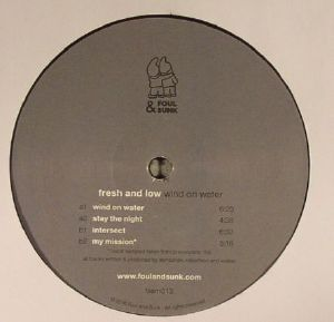 FRESH & LOW - Wind On Water (reissue)