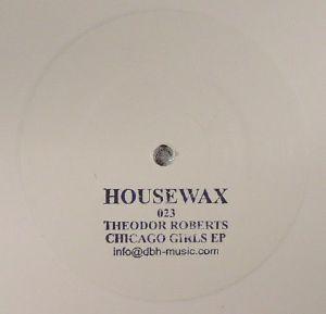 ROBERTS, Theodor - Chicago Girls EP