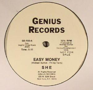 SHE - Easy Money
