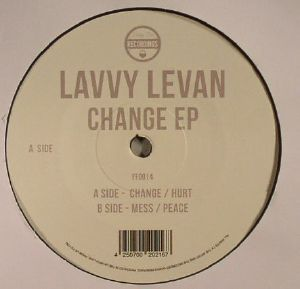 LEVAN, Lavvy - Change EP
