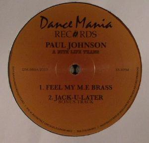 JOHNSON, Paul - A Nite Life Thang (remastered)