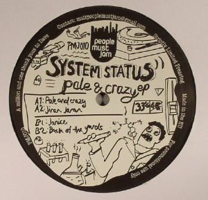 SYSTEM STATUS - Pale & Crazy EP