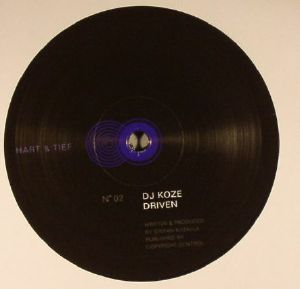 DJ KOZE/ROBAG WRUHME - Driven