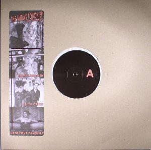SNEAKER/CLICK CLICK/RALPH LUNDSTEN/GENEVIEVE PASQUIER - The Midas Touch EP