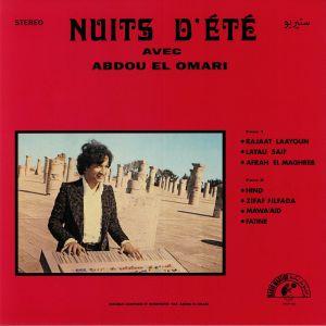EL OMARI, Abdou - Nuits D'Ete Avec Abdou El Omari (reissue)