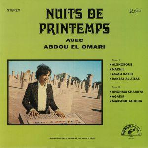 EL OMARI, Abdou - Nuits De Printemps Avec Abdou El Omari