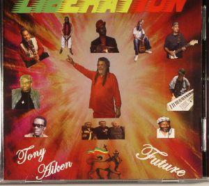 AIKEN, Tony/FUTURE - Liberation